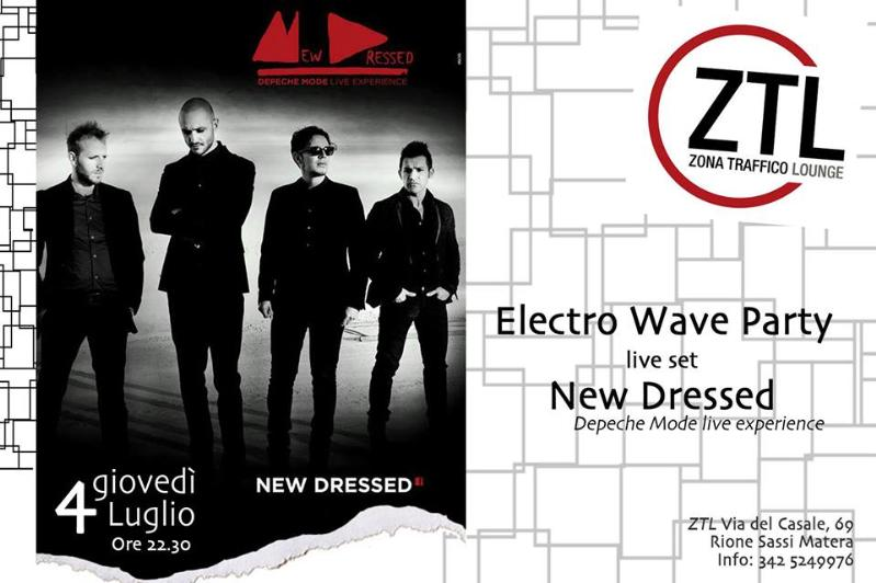 New Dressed - 4 luglio 2013