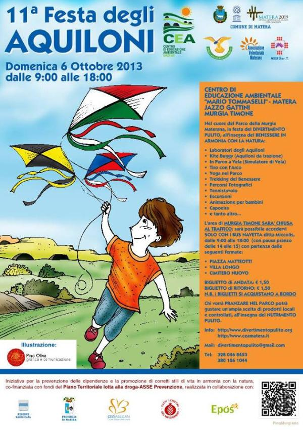 Parcomurgiafestival 2013 - Festa degli aquiloni 2013