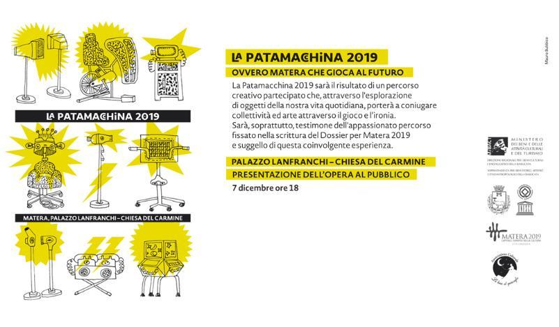 Patamacchina 2019