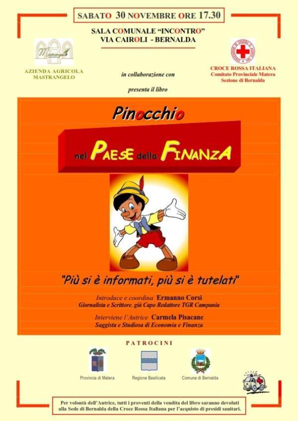 Pinocchio nel Paese della Finanza - 30 novembre 2013