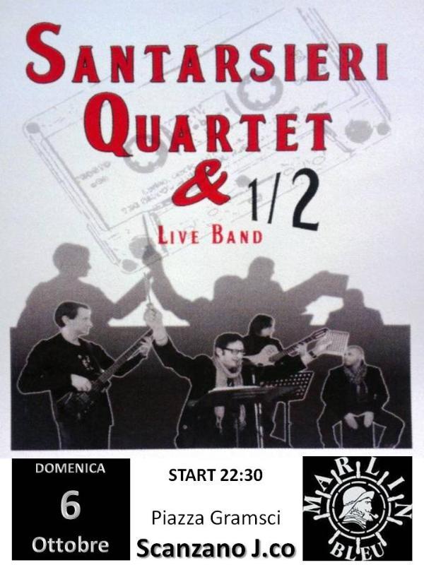 Santarsieri Quartet - 6 ottobre 2013