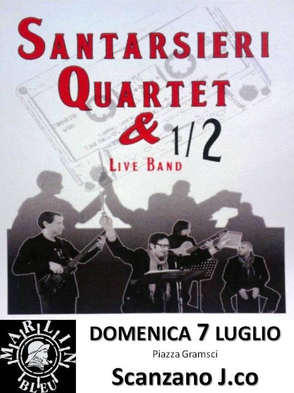 Santarsieri Quartet - 7 luglio 2013