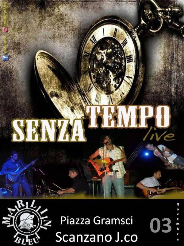 Senza Tempo Live - 3 novembre 2013