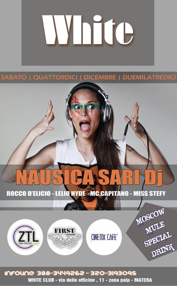 Special Miss Dj Nausica Sari - 14 dicembre 2013