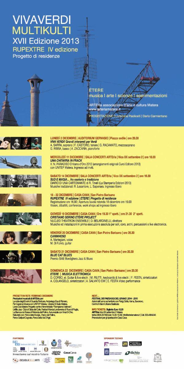 Vivaverdi multikulti 2013