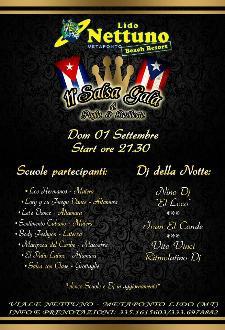 11° Salsa Galà di Puglia & Basilicata - 1 settembre 2013 - Matera