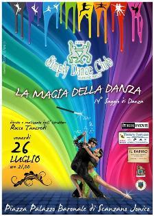 14° Saggio di Danza - 26 luglio 2013 - Matera