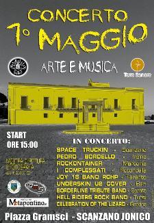 1° Maggio - Arte e Musica  - Matera