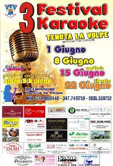 3 Festival Karaoke  - Matera