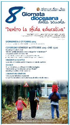8° Giornata diocesana della scuola  - Matera