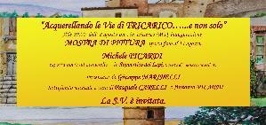 Acquerellando le vie di Tricarico...e non solo  - Matera