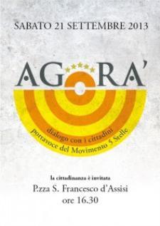 Agora' Pubblio - 21 settembre 2013 - Matera