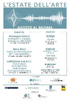 Agosto al Musma - Matera