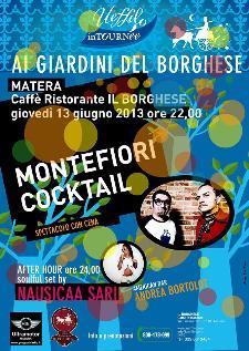Ai Giardini del Borghese - 13 giugno 2013 - Matera
