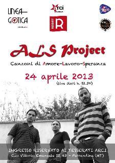 ALS Project - 24 aprile 2013 - Matera