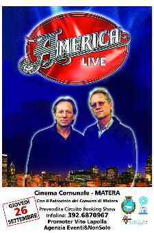 American Live - 26 settembre 2013 - Matera