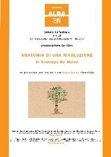 Anatomia di una rivoluzione - 23 febbraio 2013 - Matera