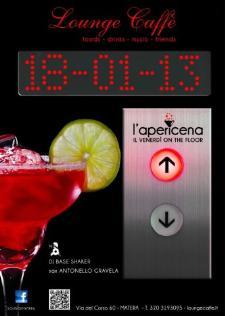 AperiCena Musicale - 18 gennaio 2013 - Matera