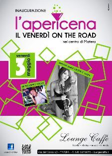 APERICENA summer edition - 3 maggio 2013 - Matera