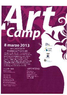 Art Camp 2013 - Matera