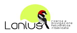 Associazione Lanius - ricerca e divulgazione naturalistica in Basilicata - Matera