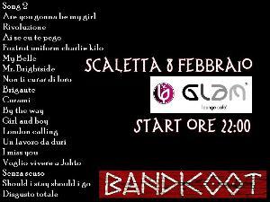 Bandicoot Live - 8 febbraio 2013 - Matera