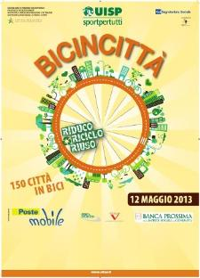 BICINCITTA' 2013  - Matera