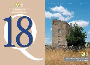 Breve manuale sui muretti a secco e terrazzamenti - 15 dicembre 2013 - Matera