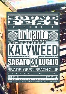 Brigante Sound Fest 2013  - Matera