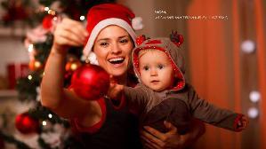 Buon Natale dall'associazione MOM - Matera