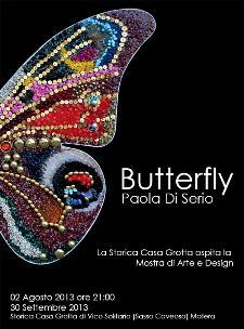 Butterfly  - Matera