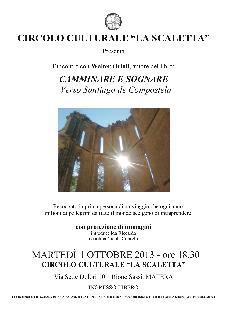 Camminare e Sognare - 1 ottobre 2013 - Matera