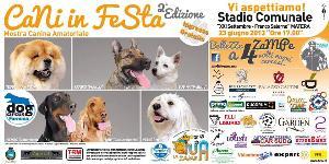 Cani in Festa - II Edizione - 23 giugno 2013 - Matera