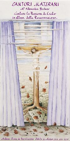 Cantare la Passione in attesa della Resurrezione - 23 marzo 2013 - Matera