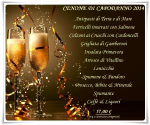Capodanno 2014 a Il Terrazzino - Matera