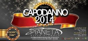 Capodanno 2014 al Pianeta Disco  - Matera