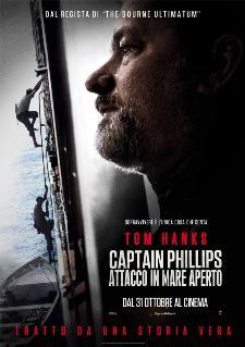 Captain Phillips - 31 ottobre 2013 - Matera