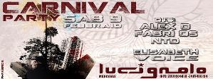 CARNIVAL PARTY - 9 febbraio 2013 - Matera
