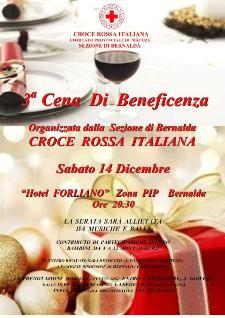 Cena di Beneficenza - terza edizione  - Matera