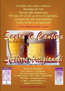 CenAperitivo...le birre artigianali  - Matera