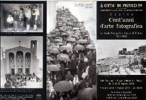 Cent'anni d'Arte Fotografica  - Matera