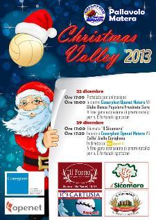 Christmas Volley 2013  - Matera
