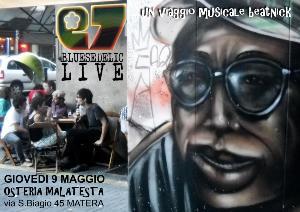 CONCERTI D'OSTERIA: e7 Bluesedilic - 9 maggio 2013 - Matera