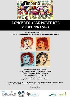 Concerto alle Porte del Mediterraneo - 10 agosto 2013 - Matera