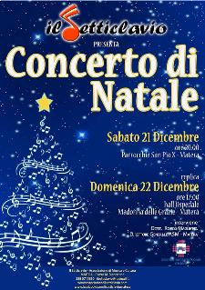 Concerto di Natale 2013  - Matera