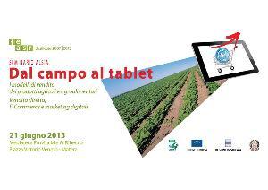 Dal campo al tablet - 21 giugno 2013 - Matera