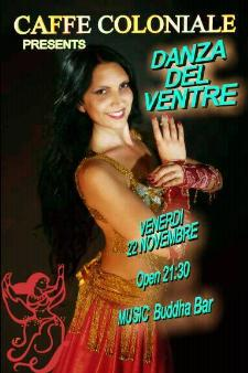 Danza del Ventre - 22 novembre 2013 - Matera