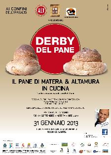 DERBY del PANE - 31 gennaio 2013 - Matera