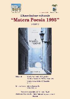 Di bianco in neve - 6 dicembre 2013 - Matera