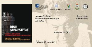 Dinu Adamesteanu,l'uomo e l'archeologo - 23 marzo 2013 - Matera